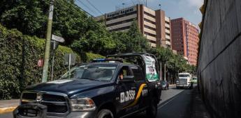 Emilio Lozoya es dado de alta tras permanecer 15 días en hospital