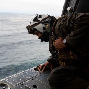 Murieron los ocho marines perdidos frente a San Diego en el Pacífico
