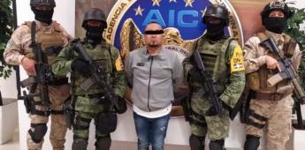 Detienen a El Marro en Guanajuato