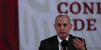 Suma México 443 mil contagios por Covid; hay 48 mil muertos