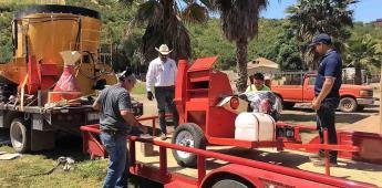 Capacitará la Secretaría de Agricultura a los Pequeños productores de Baja California