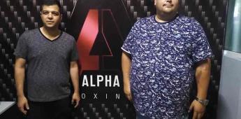 Este mes regresa Alpha Boxing en Tijuana