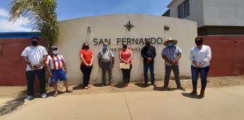 Atiende CESPE problemática de San Quintín