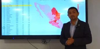 Inició la semana con 326 casos de Covid-19 en San Quintín