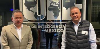 Pretende senador Novelo fortalecer la Unidad de Inteligencia Financiera