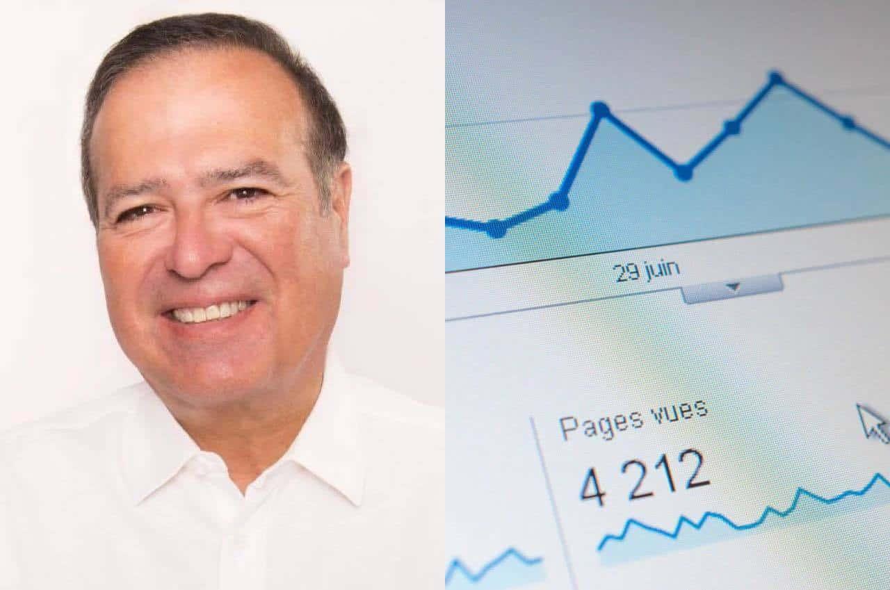 El alcalde de Tijuana, el morenista Arturo González Cruz, despunta de competidores