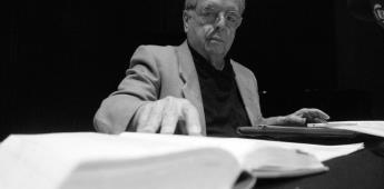 Adiós al gran maestro de teatro en México, José Luis Ibáñez