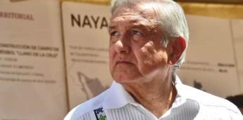 Que se vayan al carajo los actos de fraude electoral, dice AMLO