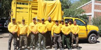 Apoya CONAFOR-Durango a Tecate y Ensenada en incendios forestales.
