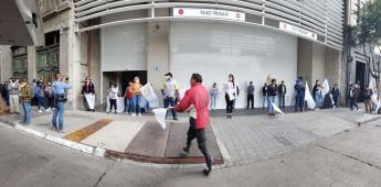 Campesinos de la CODUC, toman oficinas de SEDATU