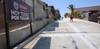 Más de 6,800 personas beneficiadas con obras de infraestructura en Cerro Colorado y Otay Centenario