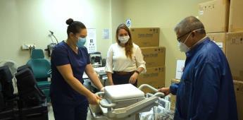Donan IEnova y Sempra equipamiento médico especializado
