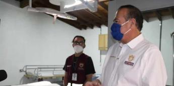 Brinda SIMPATT atención médica y diagnóstico preventivo a fauna de zoológico de parque morelos