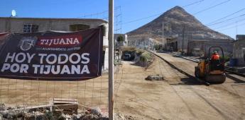 Más de 50 mil personas se beneficiarán con la pavimentación en la colonia Humberto G.