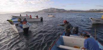 Ofrecen apoyos para el sector pesquero y acuícola