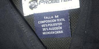 Uniformes tácticos hechos en China sólo durarán 3 meses: Policías de Tijuana