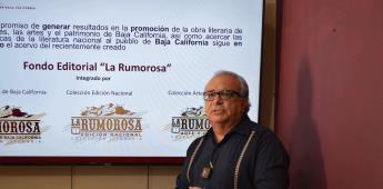 Continúa creciendo el acervo del fondo editorial La Rumorosa