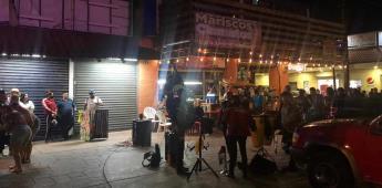 Supervisa gobierno municipal actividades en zona turística durante la noche