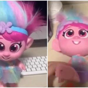 Retiran de tiendas la muñeca ´Poppy´ de la película  ´Trolls´, por promover el abuso infantil