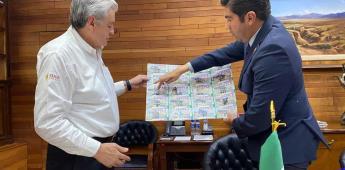 Aparece Ensenada en billetes de la Lotería Nacional