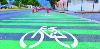 Impulsan ciudadanos proyecto de ciclovías emergentes