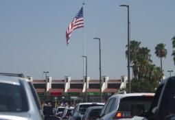 Van a restringir todavía más los carriles y cruces fronterizos