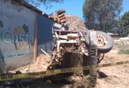 Lesionado por proyectil de arma de fuego en Tecate