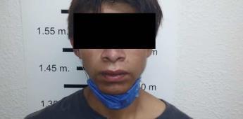 Logran vinculación contra presunto asaltante