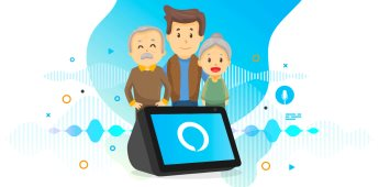 Alexa: una gran ayuda para los abuelos