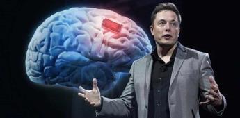 """""""NeuraLink"""": Elon Musk presenta un chip va conectado al cerebro"""