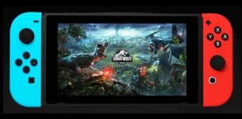 La vida busca su camino a Nintendo Switch este noviembre: Jurassic World Evolution: Complete Edition