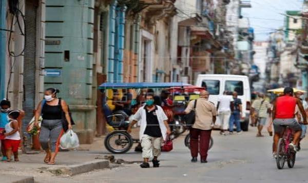 Toque de queda en La Habana ante el aumento de casos de coronavirus en la región