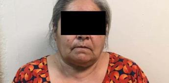 Formal prisión a mujer por robo a joyería