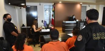 Obtiene FGE vincular a proceso a los tres implicados en el homicidio de Danna Miriam