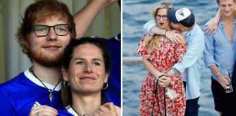 Ed Sheeran se ha convertido en padre de una niña