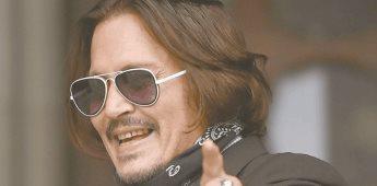 Johnny Depp pide retrasar juicio contra Amber Heard por película