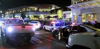 FGE investiga ataque con arma de fuego en bar de Plaza Chapultepec