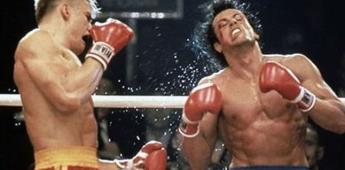 Sylvester Stallone trabaja en nuevo montaje de Rocky 4
