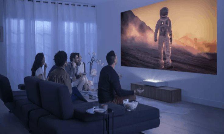 The Premiere: el nuevo proyector láser 4K de Samsung