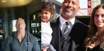 Dwayne Johnson revela que él y su familia tienen covid-19