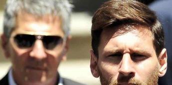 Lionel Messi y su padre contraatacan mediante un comunicado