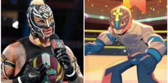 Rey Mysterio tendrá su serie animada en Cartoon Network