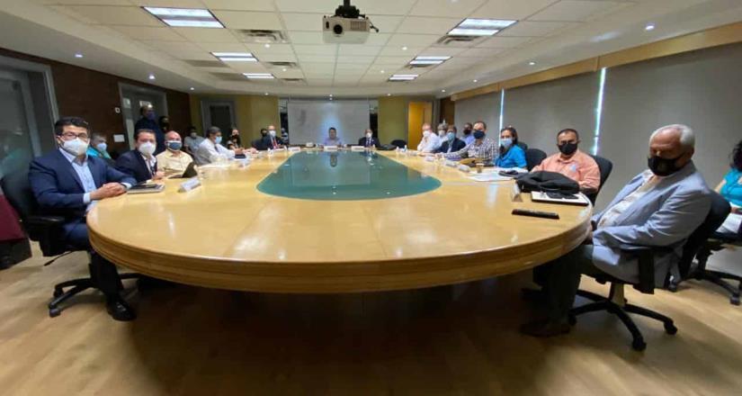 Comisionado de CILA y cónsul reconocen trabajo de CESPT para eliminar derrames contaminantes a EEUU