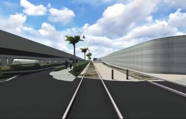 Inicia proyecto de movilidad con Tren Interurbarno Tijuana-Tecate