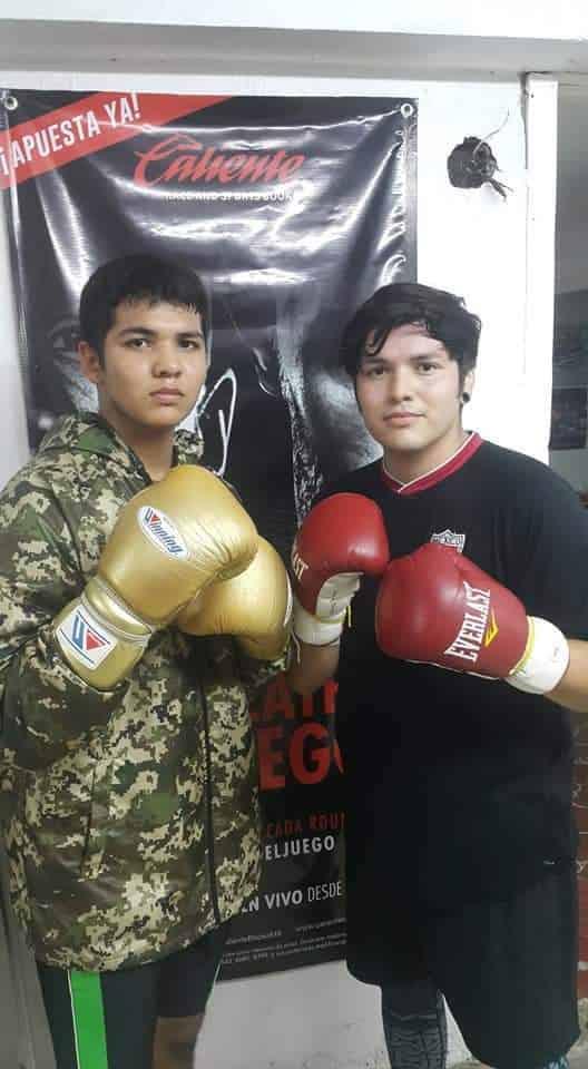 Definen rivales para Patrick y Christopher Lozada