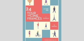 Presentación del Cineminuto 24 Tour de Cine Francés