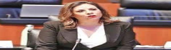 México ha perdido presencia, prestigio y la confianza del mundo: Gina Cruz