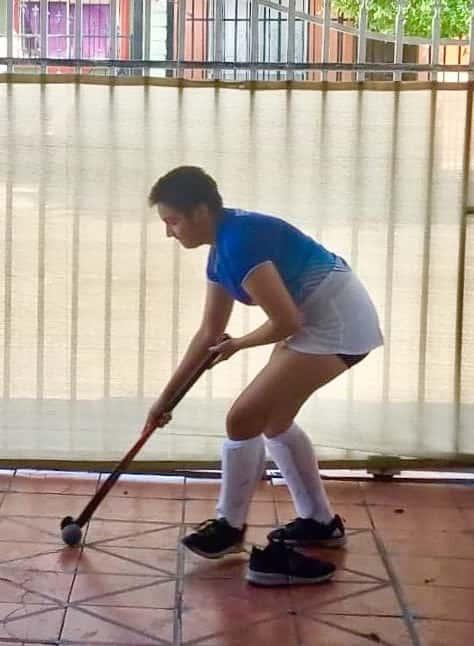 Talentos de Hockey compiten en torneo virtual Latinoamericano