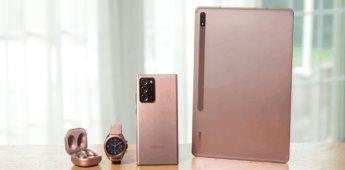 Llega a puntos de venta la nueva serie Galaxy Note20 y su ecosistema