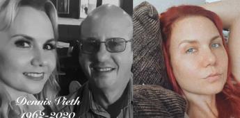 Fallece el papá de Michelle Vieth, la actriz lo despide en Instagram